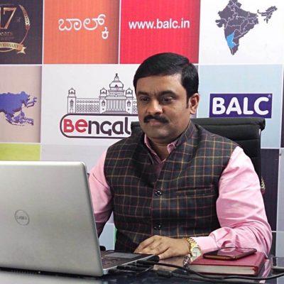 Nataraj Gowda - BALC - BALC CADD training institute Bengaluru